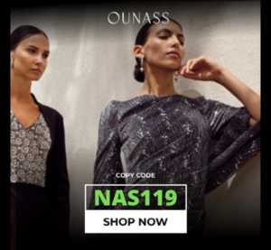 Ounass Coupons and Promo code (1)