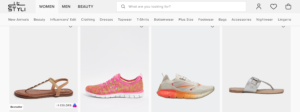 styli coupon codes for Women Footeear